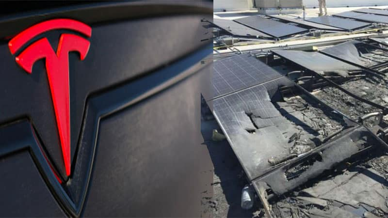 Tesla and Walmart address solar panel fire issues