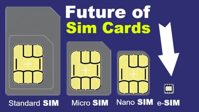 What Is An eSIM? How Is It Different From A Sim Card?