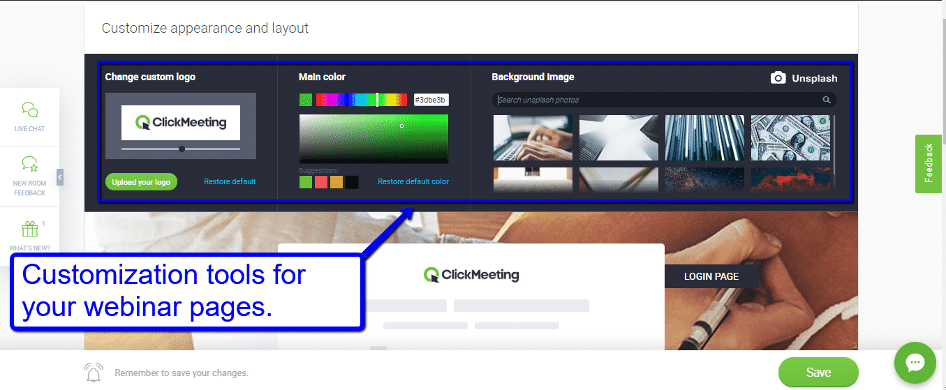 ClickMeeting Review: A Feature-Rich Webinar Solution for Team Communication