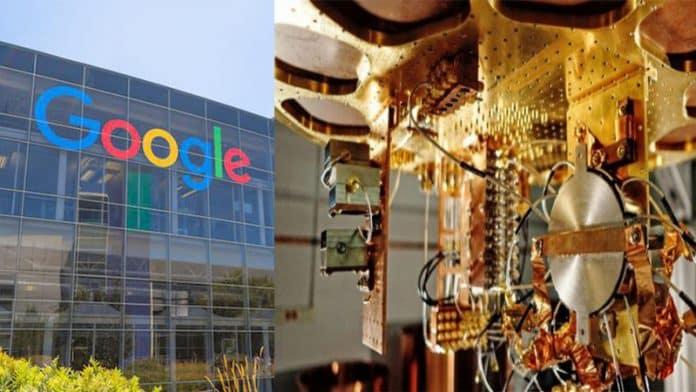 Google Reportedly Achieves 'Quantum Supremacy'