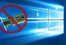 Latest Windows 10 cumulative update is causing network adapter failure for some users