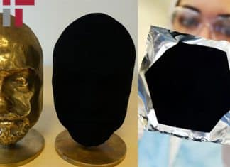 MIT Engineers Have Developed The Blackest Black Material