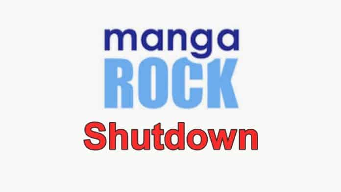 Pirate Site 'Manga Rock' Starts Shutdown