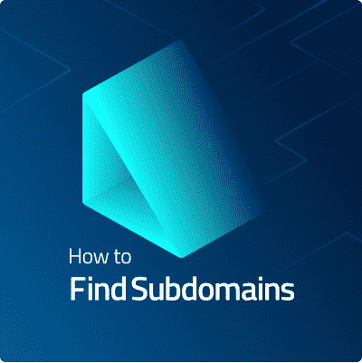 How to Secure Yourself by Knowing Your Subdomains
