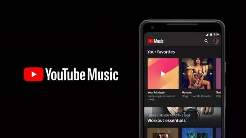 YouTube Music app to be pre-installed on new Android devices