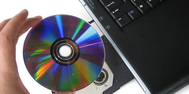 Backup DVD Disc