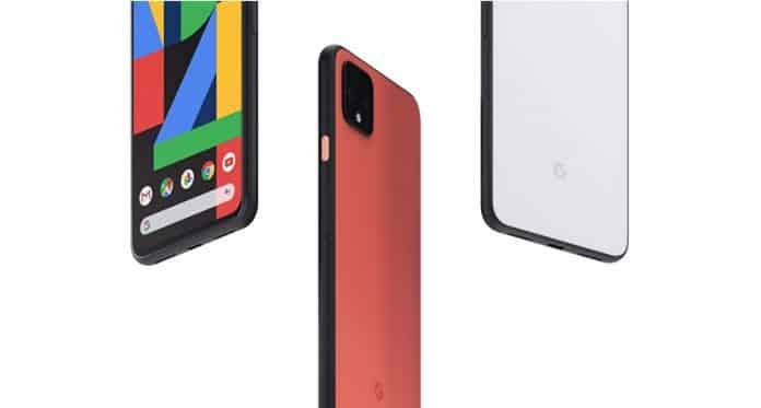 Google's pixel 4 and pixel 4 xl