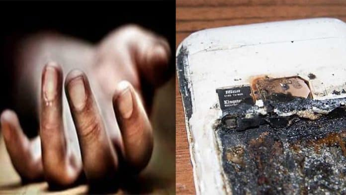 Teenager Dies In Her Sleep After Smartphone Explodes During Charging