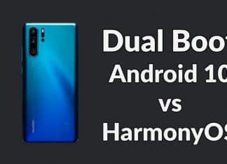Huawei P40 Pro with Dual Boot Android 10 and HarmonyOS