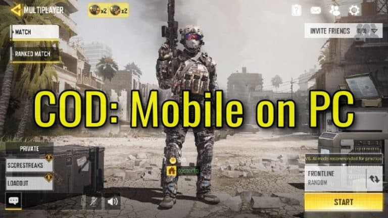 How To Play Call Of Duty: Mobile On PC