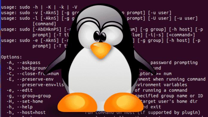 sudo linux