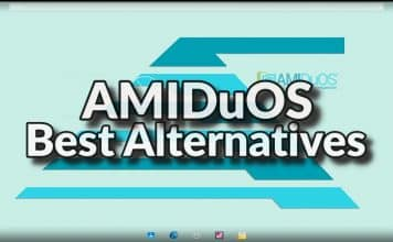 AMIDuOS alternatives
