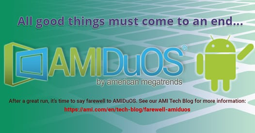 What Is AMIDuOS?