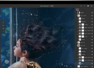 Adobe Photoshop for iPad is now available on the App Store
