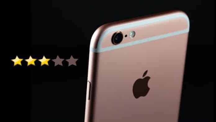 Apple ratings