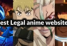 Best anime websites
