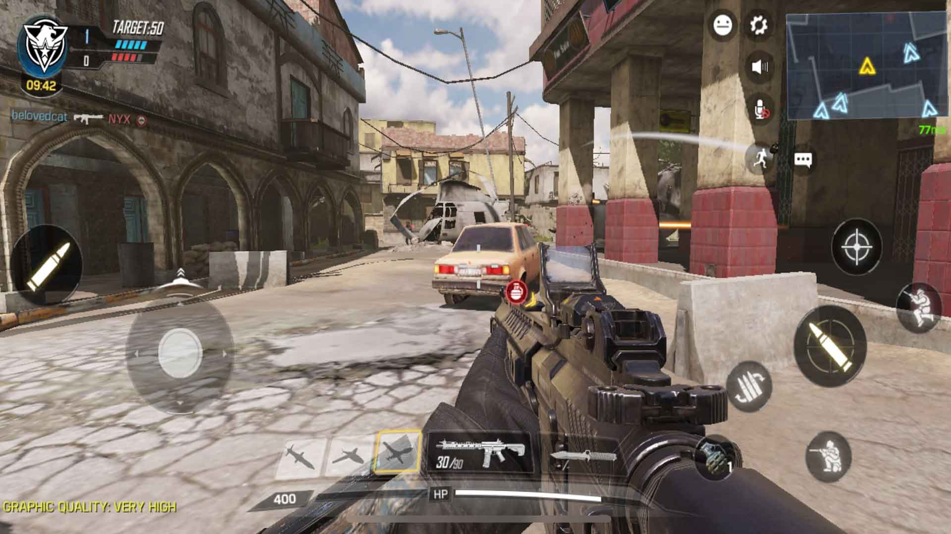 Call Of Duty Mobile For iOS