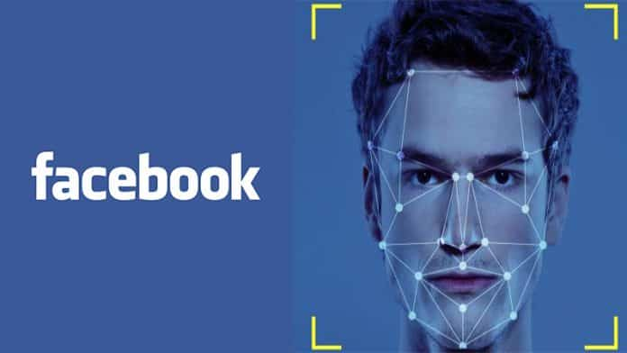 Facebook facial recognition app