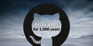Github in Arctic vault for at least 1,000 years