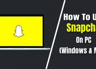 How To Use Snapchat On PC (Windows & Mac)