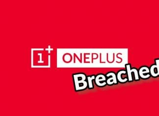 OnePlus Data Breached