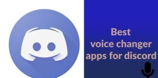 Voice changer app for Discord