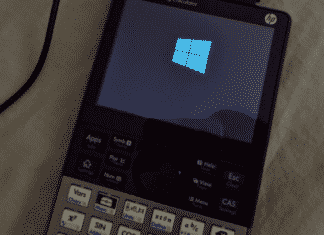 windows 10 iot core on calculator