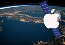 Apple's Satellite
