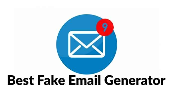 Best fake email generator