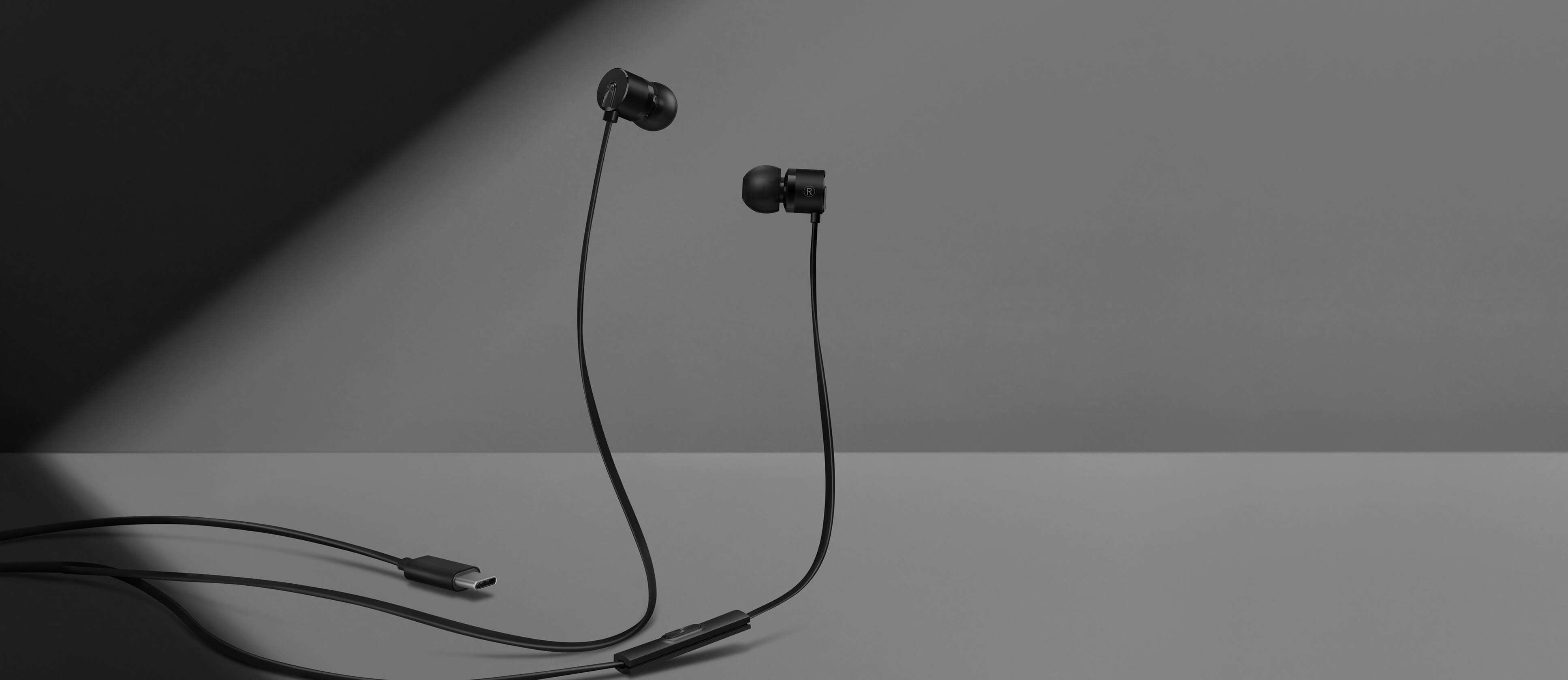USB Type-C Earphones