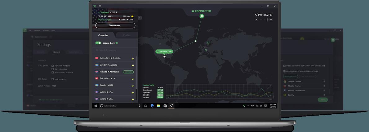 protonVPN- Best Free VPN