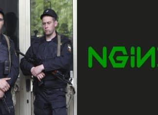 Raid at NGINX Moscow Office