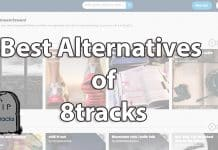 8tracks-alternatives