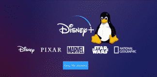 disney +on linux
