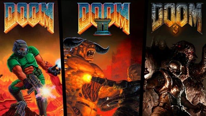 DOOM and DOOM II re-releases