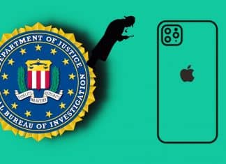 FBI extracted data from iphone 11 pro max