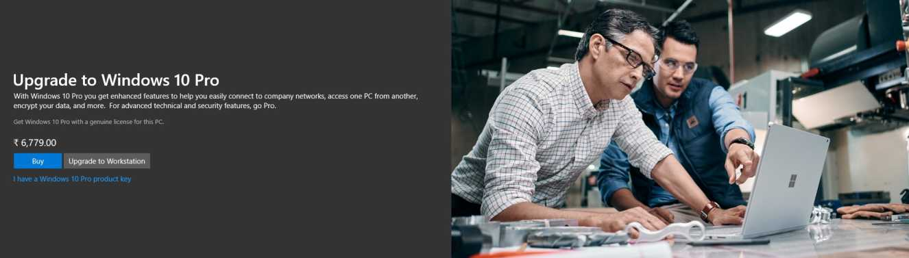Microsoft Store Windows 10 Pro