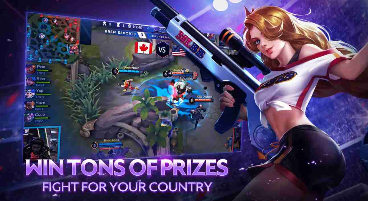 Mobile Legends Gameloop