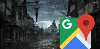 Google Maps is being used for dead people glimpses