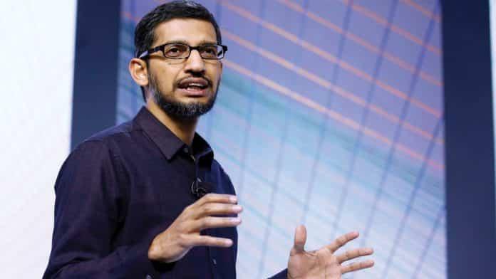 Sundar Pichai Calls For AI Regulation