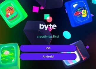 Vine's Successor Byte Launched