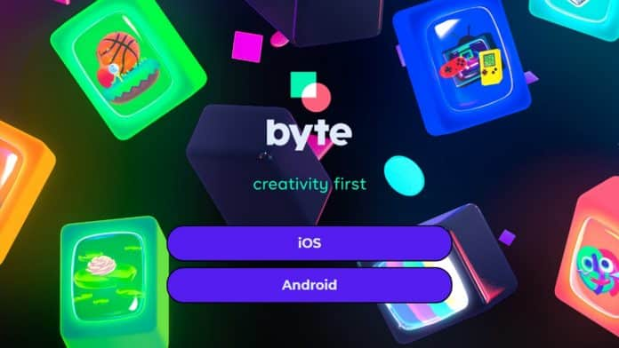 Vine's Successor Byte Launched
