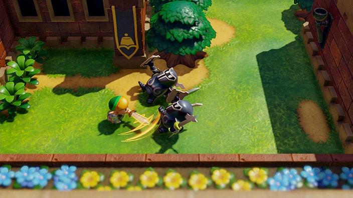 The Legend of Zelda Links awakening