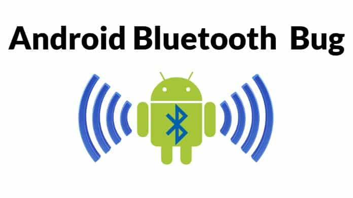 Critical Bluetooth Bug