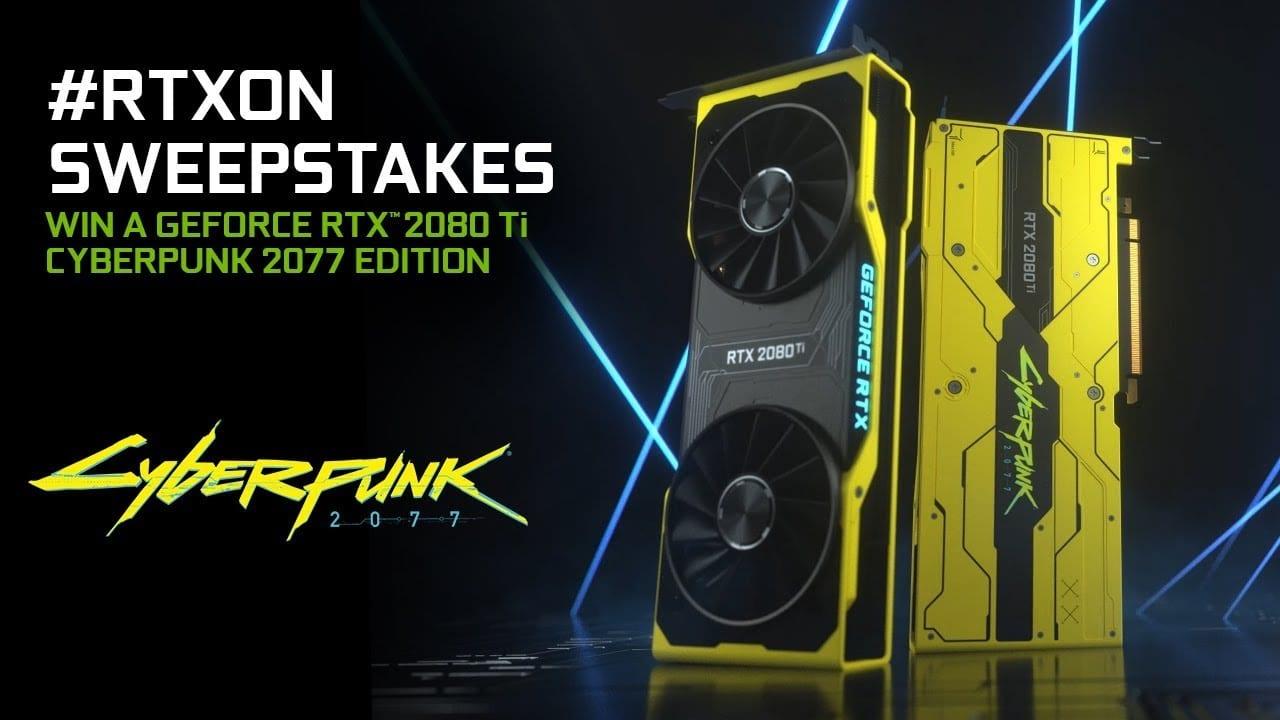 Cyberpunk 2077 GPU