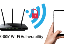 'Kr00k' Wi-Fi Vulnerability