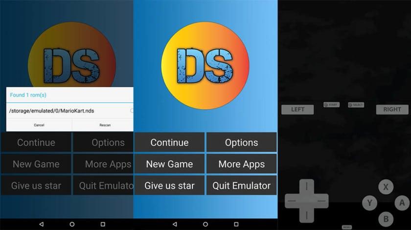 NDS-emulator