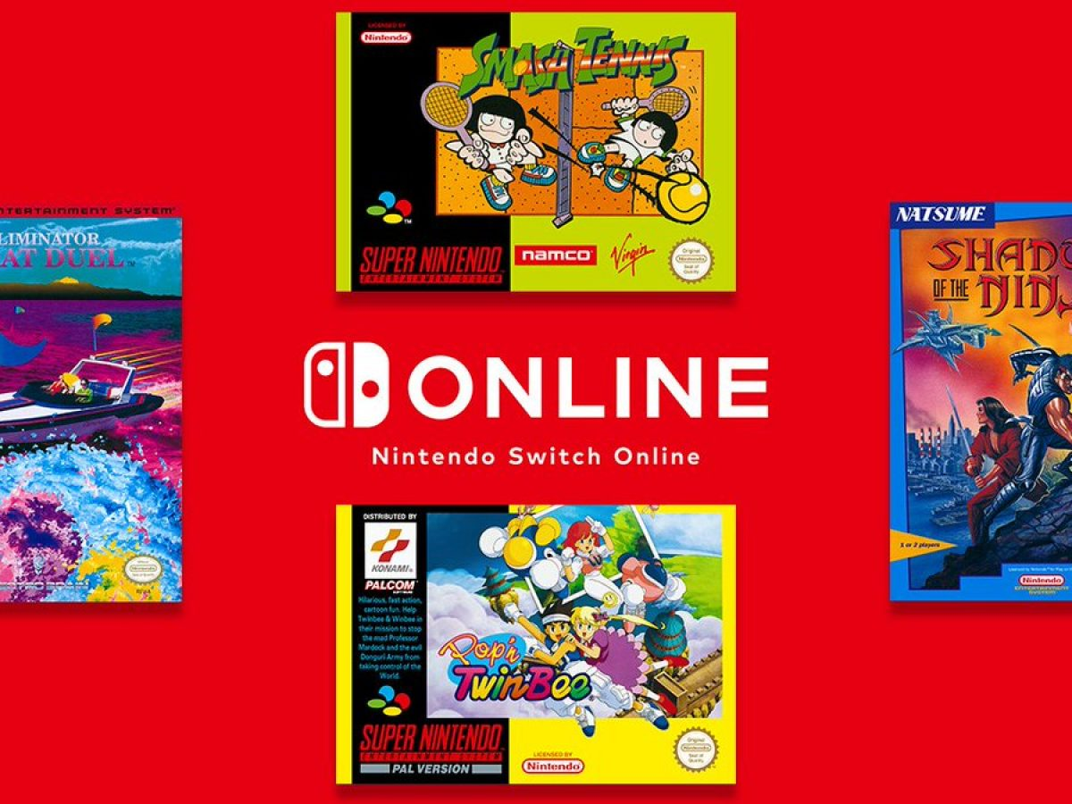 Nintendo Switch Online Library Adds 4 New Free Nes And Snes Games