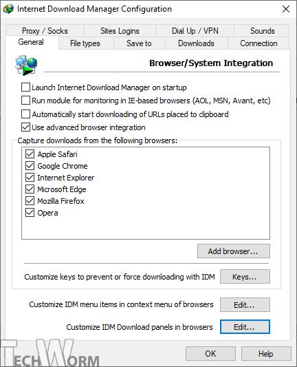 Chrome Capture Files