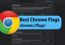 best chrome flags